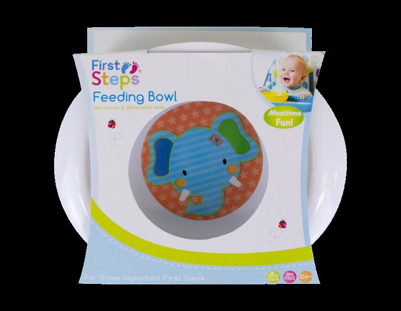 Baby Oval Feeding Bowl
