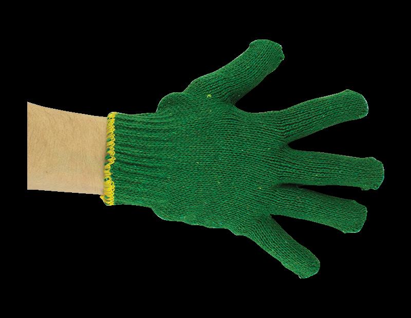 PVC Grip Unisex Gloves - 2 Pack