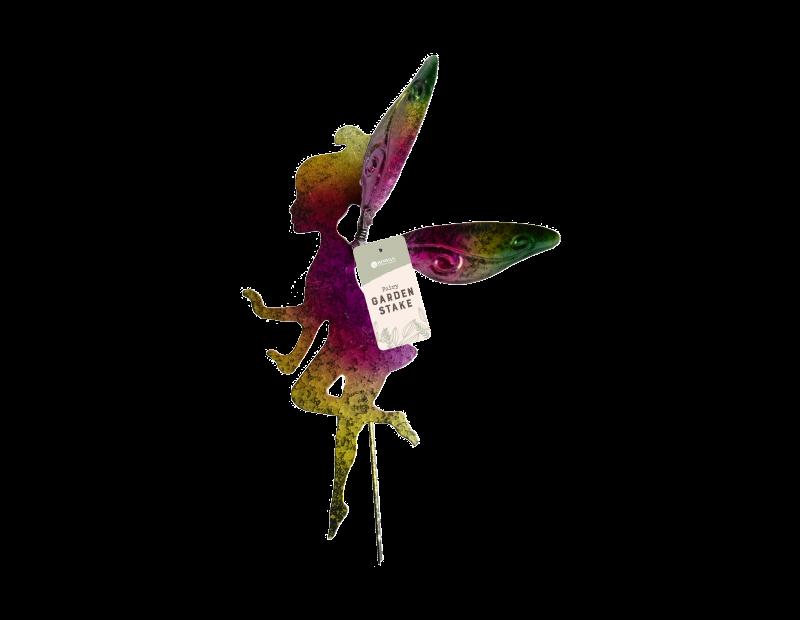 Metal Fairy Stake Multicolour