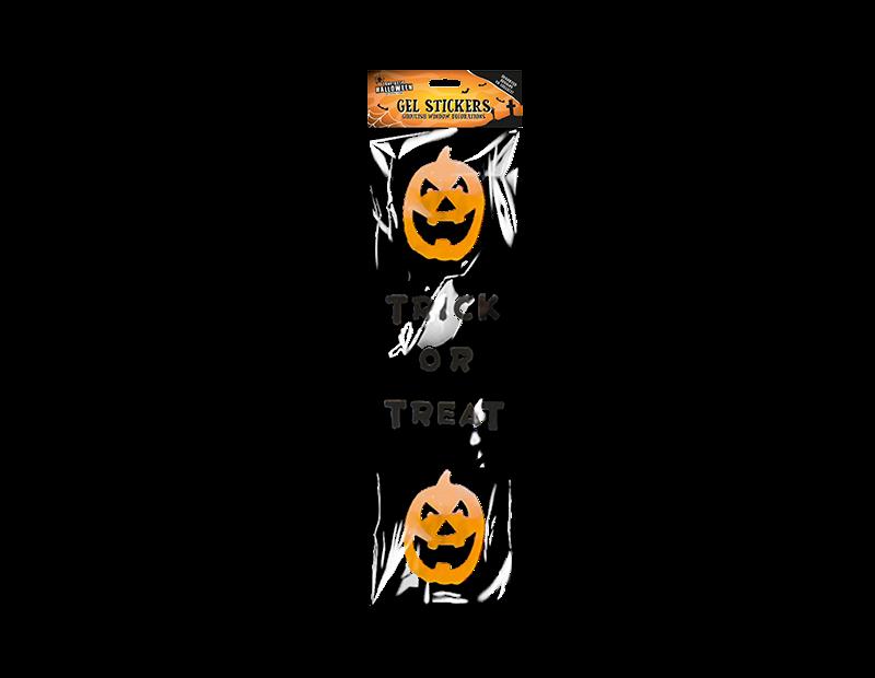 Halloween Gel Stickers