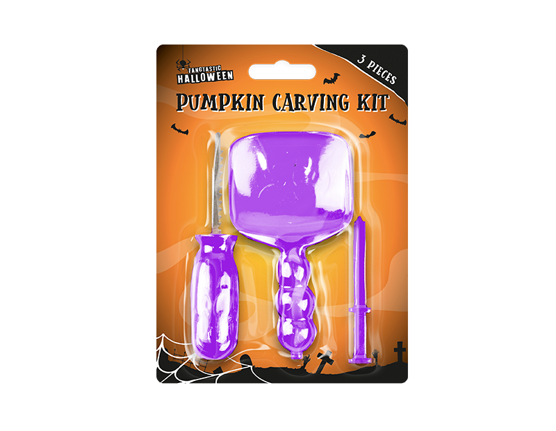 Halloween Pumpkin Carving Kit