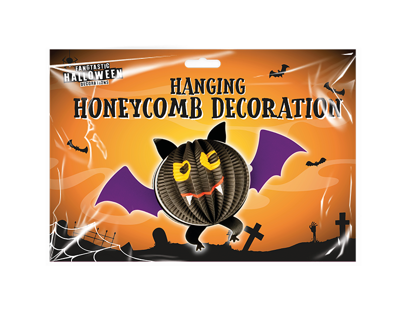 Hanging Halloween 3D Decoration Main image	Zoom image