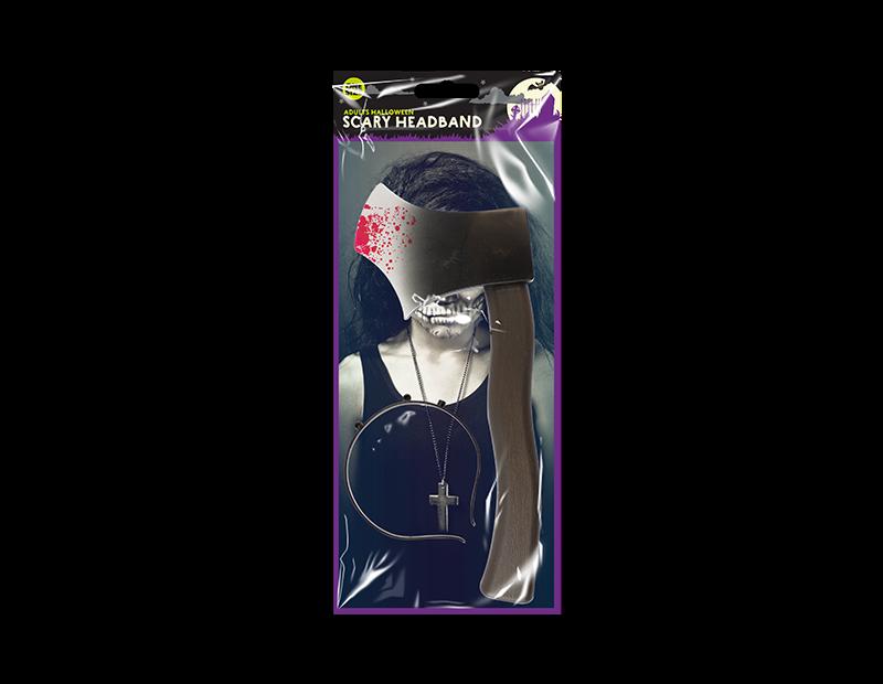 Halloween Scary Headband