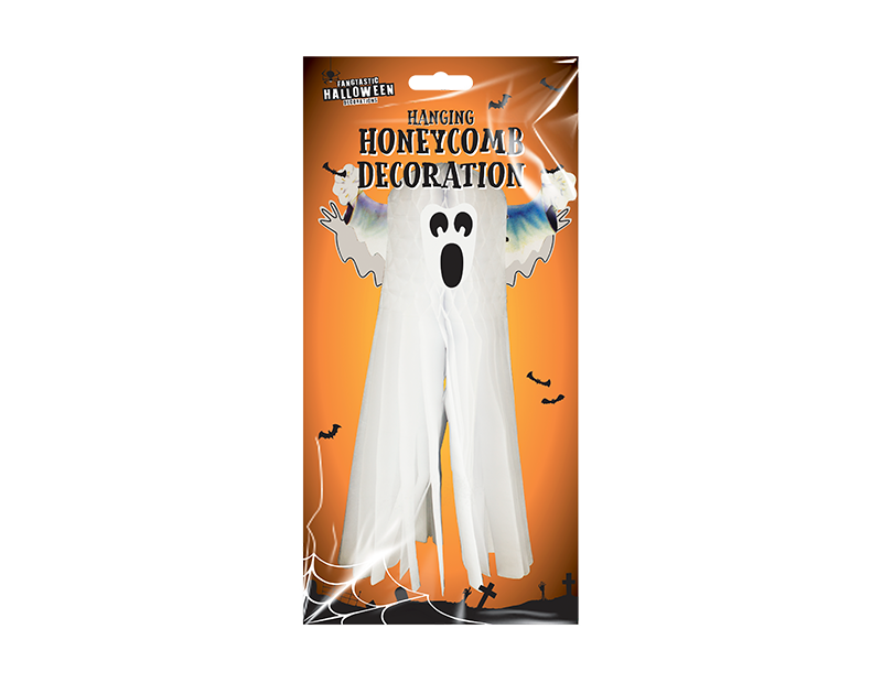 Halloween Honeycomb Decoration
