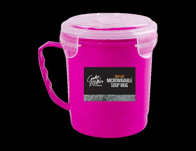 Microwaveable Soup Mug