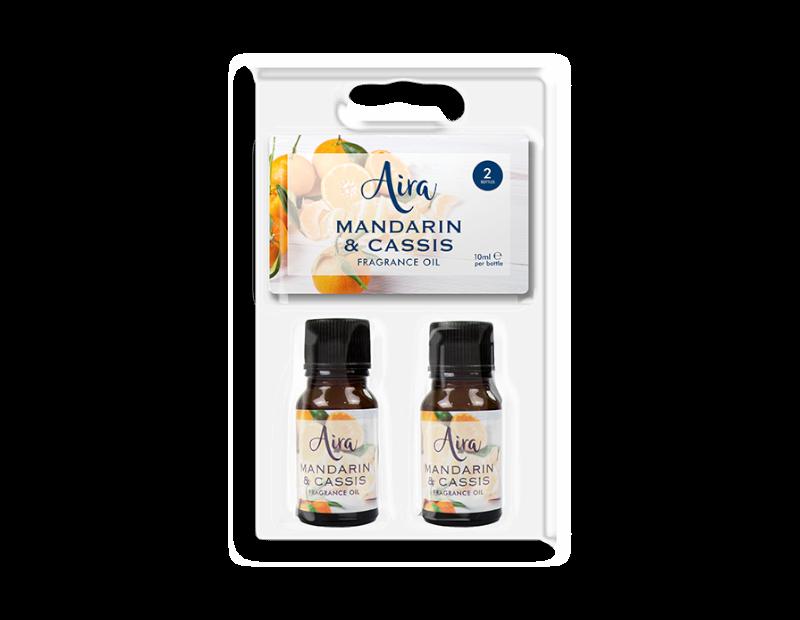 Fragrance Oils 10ml - 2 Pack