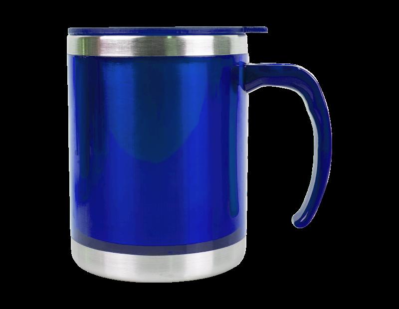 Insulated Travel Mug With Lid