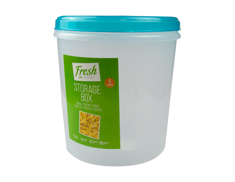 Food Container 5 Litre