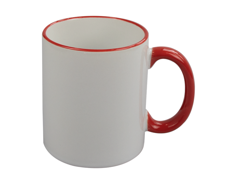 Stoneware Two Tone Mug 11oz