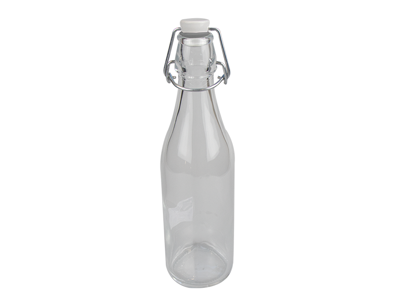 Fridge Storage Glass Bottle 500ml - Trend