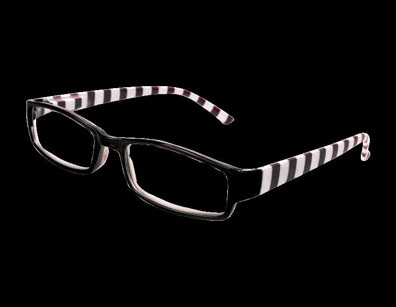 Reading Glasses Striped Frame