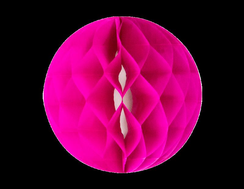 Hanging Honeycomb Balls - 2 Pack