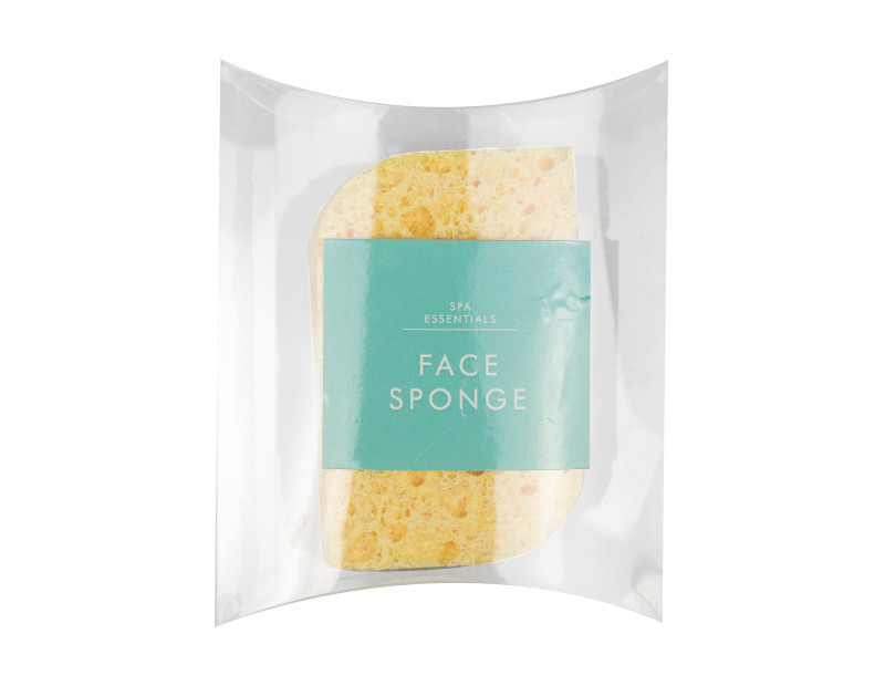 Face Cleansing Sponge With PDQ