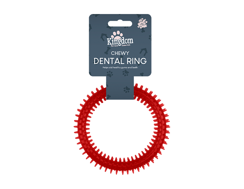 Pet Dental Ring Toy
