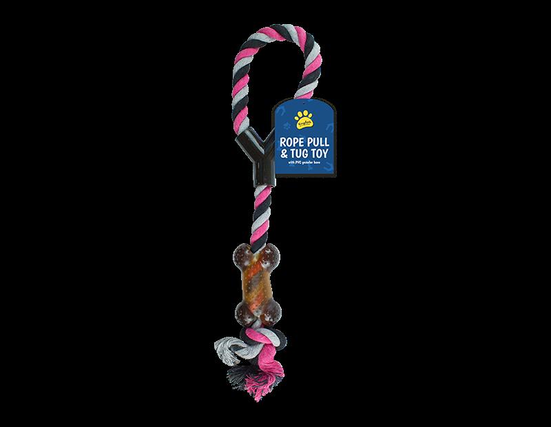Rope Dog Pull & Tug Toy