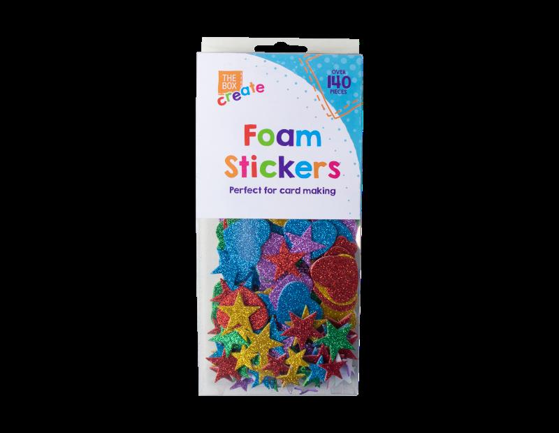 Foam Craft Stickers