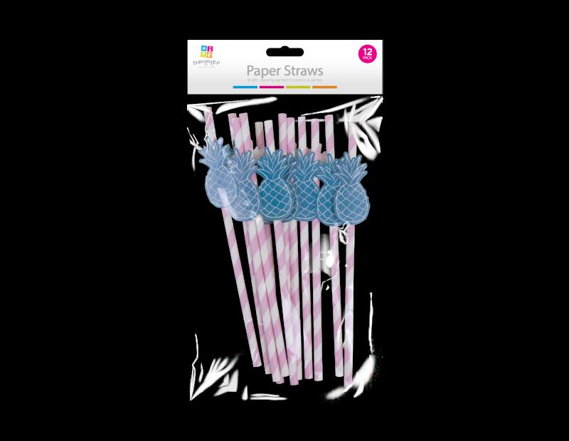 Novelty Paper Straws