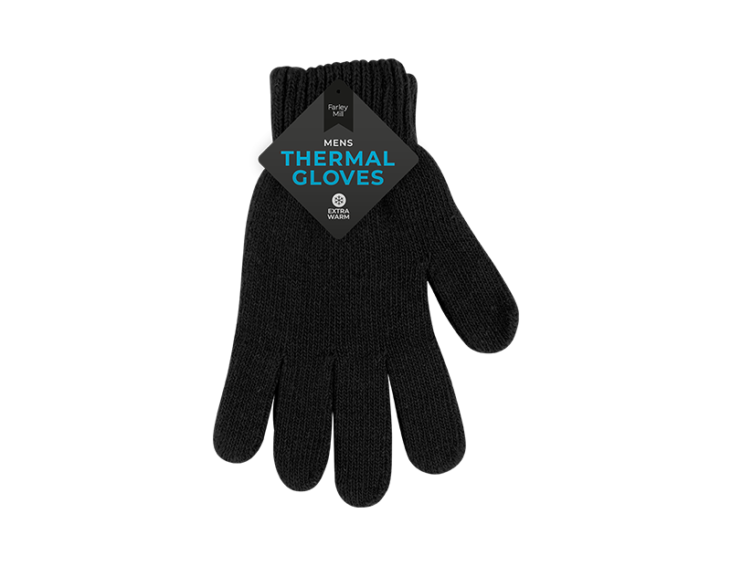 Mens Thermal Gloves