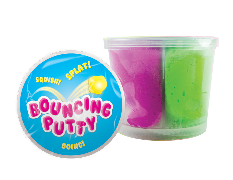 Bouncing Putty With PDQ