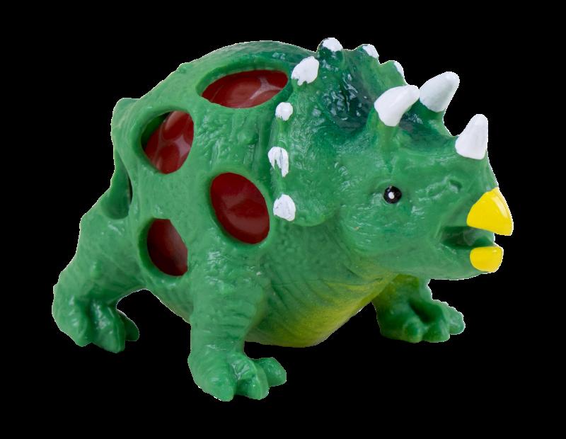 Squishy Bead Dinosaur