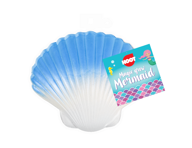 Magic Grow Mermaid Shell
