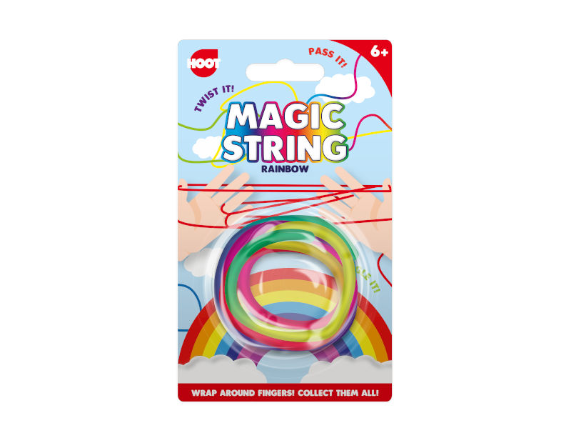 Rainbow Magic Finger String