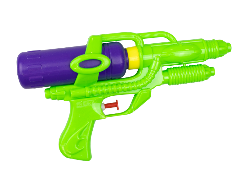 Water Blaster With PDQ