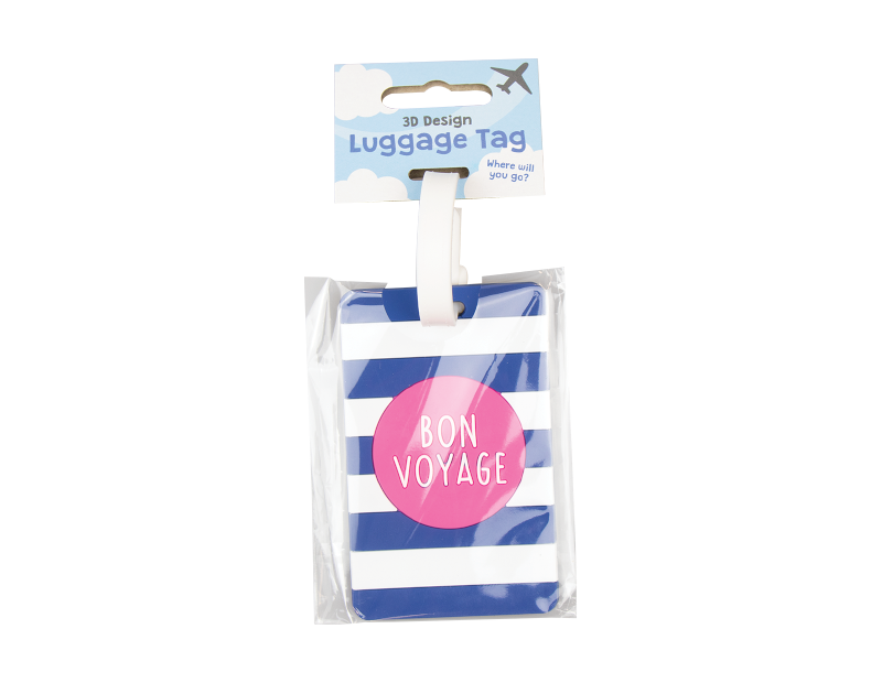 Fashion Luggage Tag
