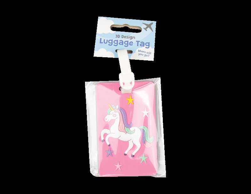Kids Luggage Tag