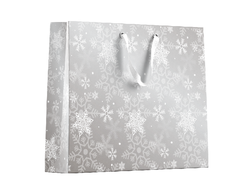 Traditional Christmas Medium Gift Bags