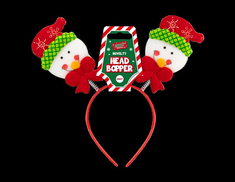 Christmas Novelty Head Boppers