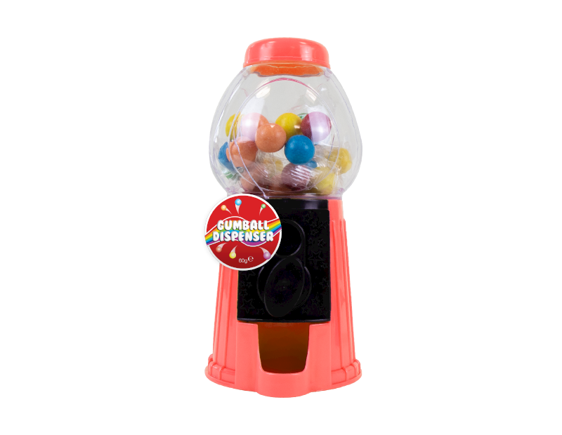 Gumball Dispenser Machine
