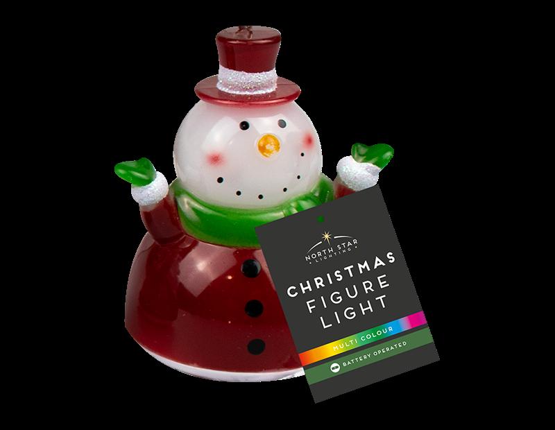 Xmas Figures Led Lights PDQ