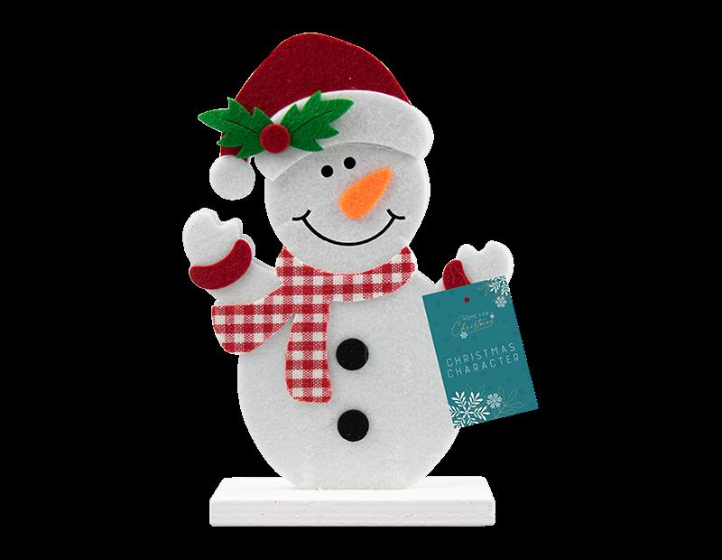 Christmas Character Felt Ornament