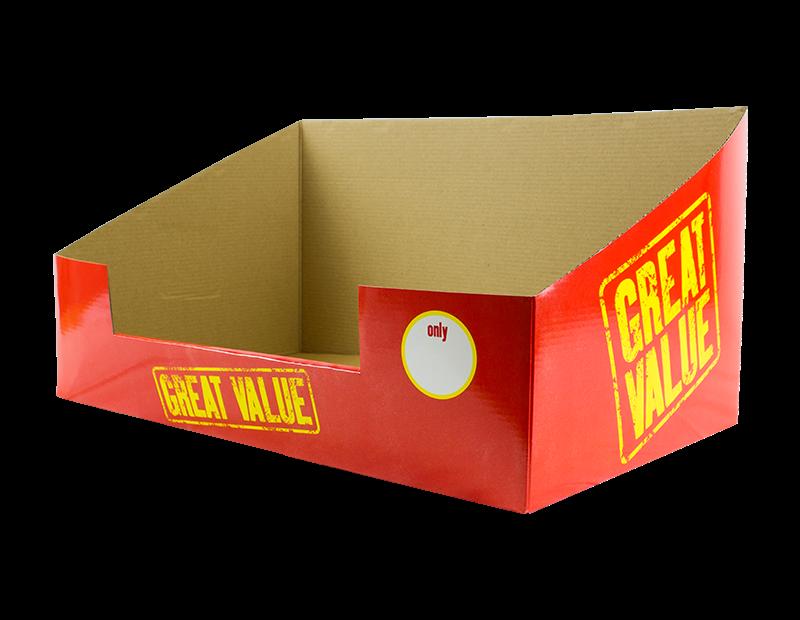 Great Value Display Box 50cm x 30cm