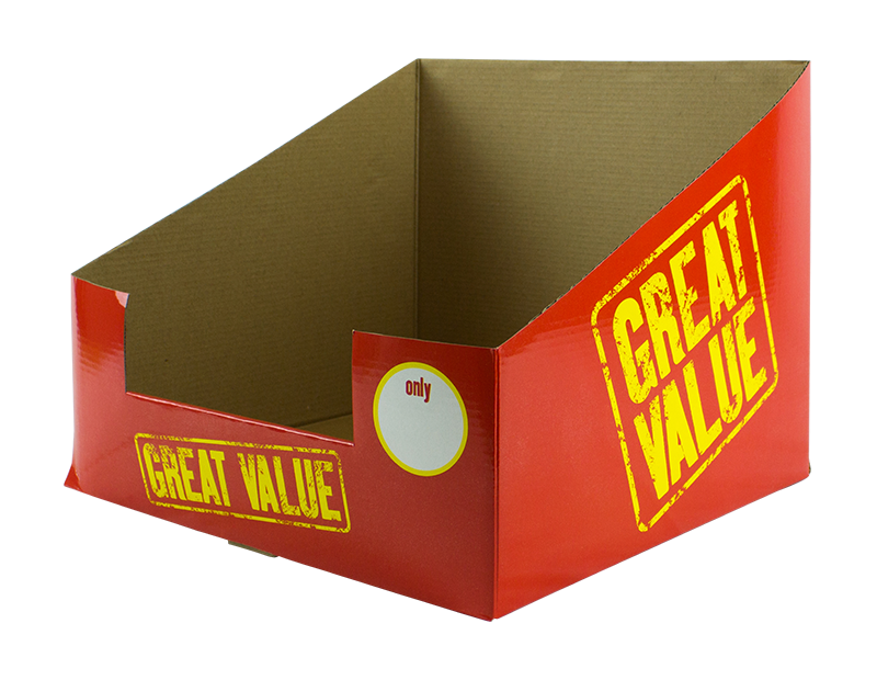 Great Value Display Box 33cm x 30cm