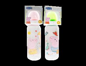 Wholesale Peppa Pig Feeding Bottles   Gem Imports Ltd