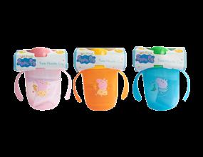 Wholesale Peppa Pig Twin Handle Cups   Gem Imports Ltd