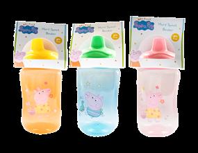 Wholesale Peppa Pig Non Spill Toddler Beakers | Gem Imports Ltd