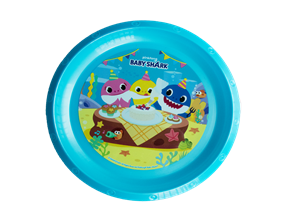 Wholesale Baby Shark Plates | Gem Imports Ltd