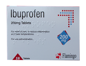 Wholesale Ibuprofen Tablets | Gem Imports Ltd