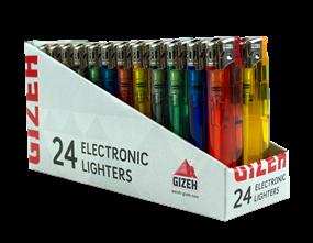 Wholesale Gizeh Electronic Lighters | Gem Imports Ltd