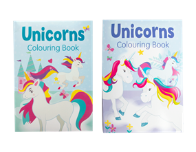 Wholesale Unicorn Colouring Books | Gem Imports Ltd