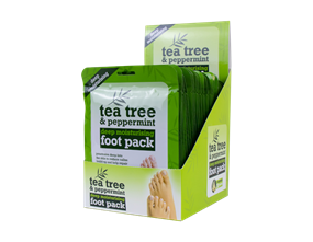 Tea Tree & Peppermint Foot Pack