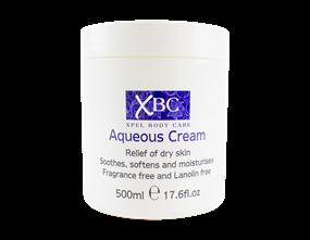 XBC Aqueous Cream 500ml