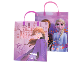 Wholesale Frozen II Plastic Gift Bags | Gem Imports Ltd