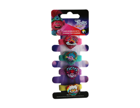 Wholesale Trolls Hair Bobbles With Charms | Gem Imports Ltd
