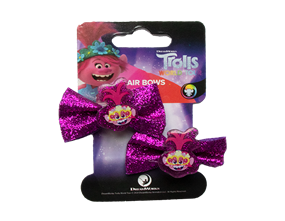 Wholesale Trolls Hair Bows | Gem Imports Ltd