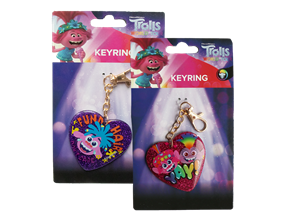 Wholesale Trolls Keyrings | Gem Imports Ltd