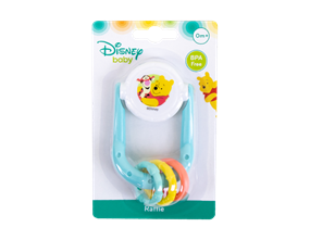 Disney Baby Rattle & Teether